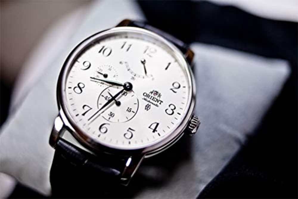 relojes orient automaticos